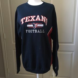 NWT Houston Texans sweatshirt